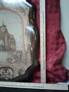 Rare Lord of the Rings  on Wood -Few in the WORLD MADE Windsor Region Ontario image 2