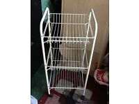 Veg rack on wheels PO27JN area