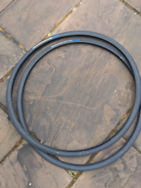 Two 700x25C road tyres