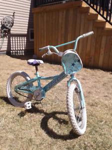 Vélo 16 pouces pour enfant