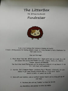 FUNDRAISER FOR RESCUES
