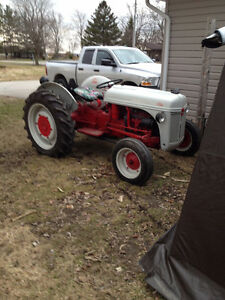 1946 2N Ford Tractor