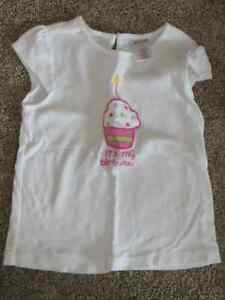 9 Girls size 5 tank tops and t-shirts Kitchener / Waterloo Kitchener Area image 5