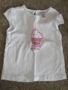 9 Girls size 5 tank tops and t-shirts Kitchener / Waterloo Kitchener Area image 6