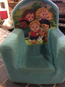 Fisher Price Little People foam chair