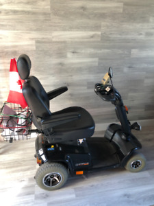 Pride Mobility Celebrity DX Sport Scooter