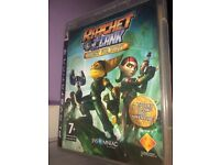 Ratchet and clank PS3 game