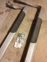 Volvo XC90 running boards mint condition