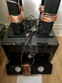 Ricco Bluetooth surround sound