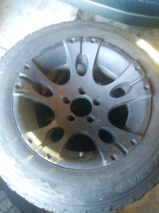 "15""rims 5x114.3 bolt pattern"