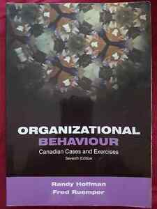 Organizational Behaviour: Canadian Cases and Exercises (7th ed.)
