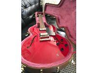 Fernandes Burny RSA 65 guitar like Gibson 335 or Tokai