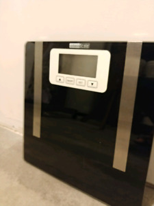 Weight scale - as new