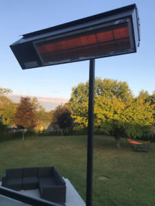two Commercial Radiant Patio Heater $2000 for both or $1000 each