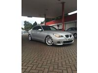 BMW 525i se msport kitted only 54000 miles very low miles