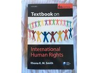 International human rights textbook, LAW DEGREE BOOK