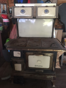 Enterprise wood stove $500 obo