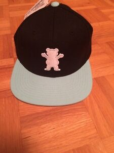 Brand New Grizzly Brand snapback