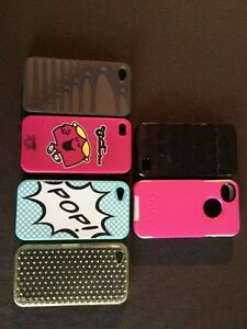 5 cases for an iPhone 4S