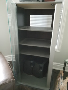 Excellent condition Electronics Audio Visual Wood Cabinet