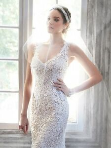*Never worn* Breanna Maggie Sottero Wedding Dress STILL IN STORE