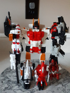 Transformers Generations Superion Combiner