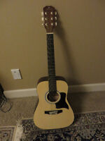 Guitar is in excellent condition
