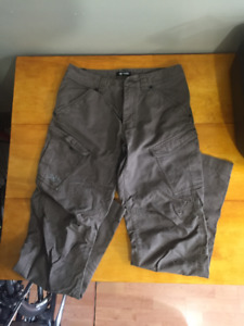 Two Pairs of Arc'Teryx Mens Pants