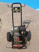 BE 1700 psi Power Washer with Honda Engine
