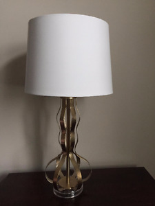 FOR SALE: Two (2) Beautiful Table Lamps