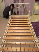 Girls bed frame ikea