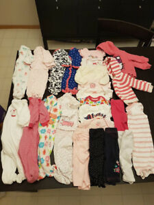 Newborn/0-3 month Clothes