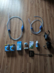 Fish tank aquarium supplies