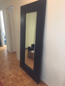 Huge Ikea MONGSTAD Mirror, like new
