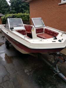 1990 bow rider outboard