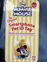 Disney Smartphone Pet ID tag