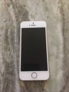 Iphone 5s Gold à vendre