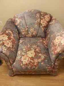 Couch and chair for sale need gone asap