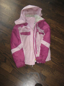 Columbia Ski Jacket - Youth girl size 14/16