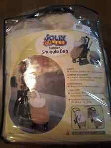 Jolly jumper stroller bag