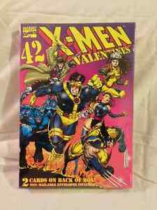 NEW Vintage X-Men Valentine Cards, artwork by Jim Lee