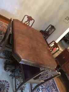 Dining Rm Table