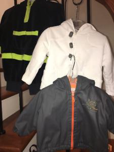 Vêtements bébé garçon (0 - 18 mois)