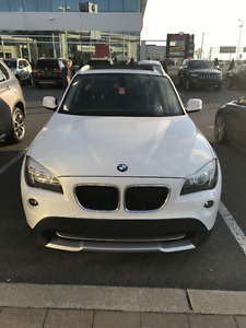 2012 BMW X1 28i VUS SUV 400$ a month, FULL WARRANTY