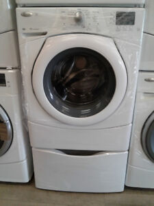 "27"" WHIRLPOOL DIGITAL FRONT LOAD WASHER"