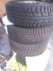 "18"" Winter Tires And Wheels London Ontario image 2"