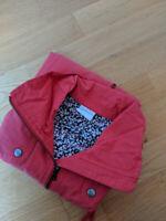 Columbia manteau rose léger