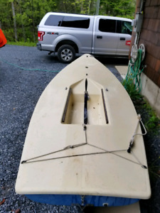 Laser Sailboat Good Condition
