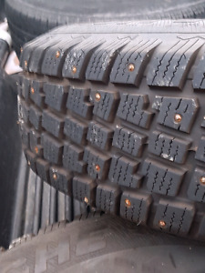 6x114.3 studded winter tires