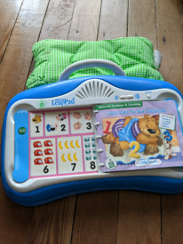 LEAPPAD LITTLE TOUCH LEARNING SYSTEM